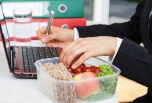 Как похудеть на работе