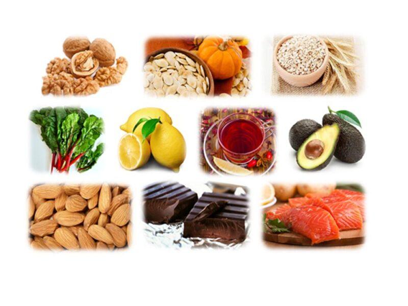 Продукты для питания мозга