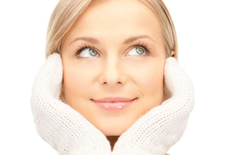 Зимний уход за кожей лица в домашних условиях