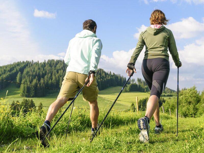 Чем полезна скандинавская ходьба, как правильно ходить со скандинавскими палками, как выбрать палки для скандинавской ходьбы