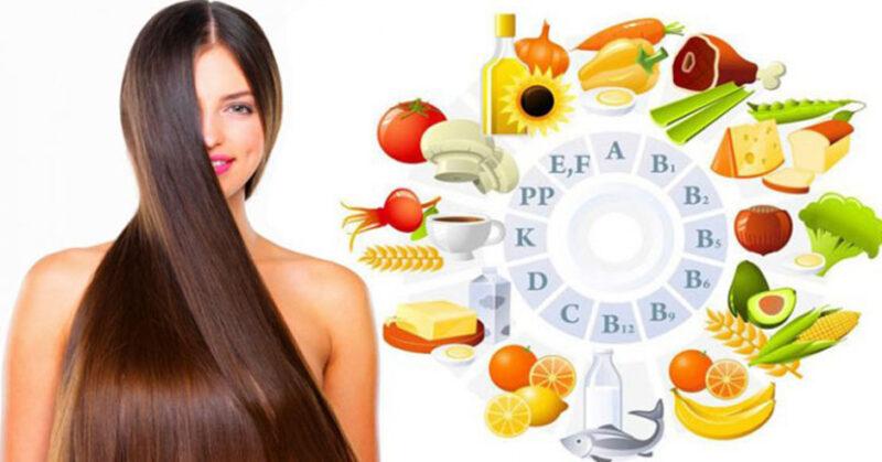 Витамины для кожи и волос